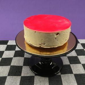 cheesecake stoofpeer dessert
